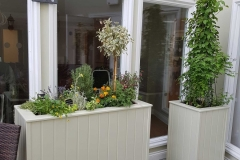 Bespoke Trough Planters